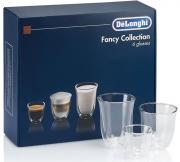 DeLonghi Mix Glasses Set чашки, 6 шт