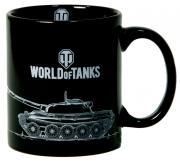 """Кружка-хамелеон World of Tanks """"Пламя"""", в подарочной упаковке"""