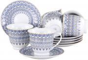 """Чайный сервиз """"Patricia"""", 12 предметов. IM56-1322"""