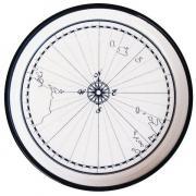 Тарелка десертная Columbus 6 штук 11003