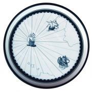 Тарелка Columbus мелкая 6 штук 11001