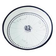 Тарелка Columbus глубокая 6 штук 11002