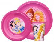 Disney Набор детской посуды Princess 3 предмета