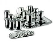 Посуда Zepter Чайный сервиз Мини Тайга (на 6 персон сталь), LS-180-A,...