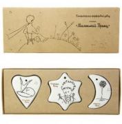 Подарочный набор Маленький принц 3 предмета, Императорский фарфоровый...