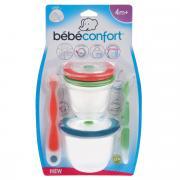 """Набор для кормления """"Bebe Confort"""", от 4 месяцев, 5 предметов"""