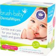 Brush-Baby Салфетки для полости рта 28 шт.