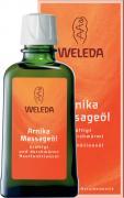 Средство для ухода за телом Weleda массажное масло с арникой 50 мл...