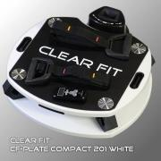 Виброплатформа Clear Fit CF-PLATE Compact 201 (white)