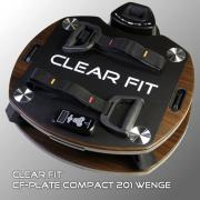 Виброплатформа Clear Fit CF-PLATE Compact 201 (wenge)