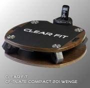 Виброплатформа Clear Fit CF-PLATE Compact 201 WENGE