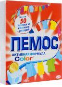 """Порошок стиральный """"Pemos. Color"""", для стирки цветного белья, 350 г"""