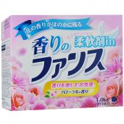 """Стиральный порошок со смягчителем Daiichi """"Фансу"""", с цветочным..."""