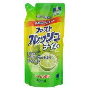 """Гель для мытья посуды Daiichi """"Фреш Элеганс"""", с ароматом лайма, 500 мл"""