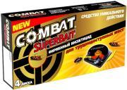 "Ловушки для тараканов ""Combat SuperBait"", 4 шт"
