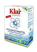 Универсальный стиральный порошок KLAR с экстрактом мыльного ореха,...