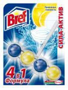 """Чистящее средство для унитаза Bref Сила-Актив """"Лимонная свежесть"""", 50..."""