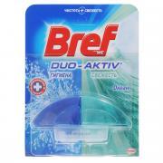 """Чистящее средство для унитаза Bref Duo-Aktiv """"Океан"""", запасной блок,..."""