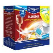 Средство для мытья посуды Topperr 3307 (таблетки)