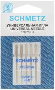 """Набор универсальных игл """"Schmetz"""", №60, 5 шт"""
