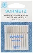 """Набор универсальных игл """"Schmetz"""", №80, 10 шт"""
