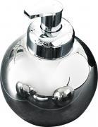 """Дозатор для жидкого мыла Ridder """"Bowl"""", цвет: хром"""