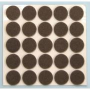 Наклейки для мебели диаметр 1,5cm (25шт)