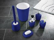 "Ведро мусорное Ridder ""Neon"", цвет: синий, 5 л"