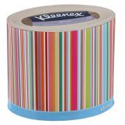 """Салфетки универсальные Kleenex """"Decor"""", трехслойные, 21 см х 20 см, 64..."""
