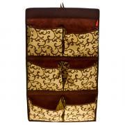 Кофр подвесной для аксессуаров с 6 карманами 36*60 см «VALIANT®»