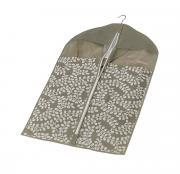"""Чехол для пиджака с молнией 100*60cm """"Флораль"""". COVLCATF20"""