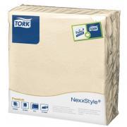 Салфетки буманые Tork NexxStyle 39х38 см кремовые с тиснением (50...