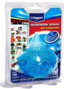 """Гелевый поглотитель запаха для холодильника """"голубой лед"""" TOPPERR 3109"""