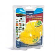 """Гелевый поглотитель запаха для холодильника """"лимон"""" TOPPERR 3108"""