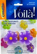 """Ароматизатор для шкафа """"Цветы. Тиарэ"""", на присоске, 2 шт. COVLPBF006"""