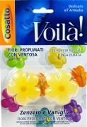 """Ароматизатор для шкафа """"Цветы. Имбирь и ваниль"""", на присоске, 2 шт...."""