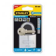 "Замок ""Stanley"" из хромированной латуни, 50 мм. S742-013"