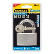"Замок ""Stanley"" из хромированной латуни, 60 мм. S742-014"