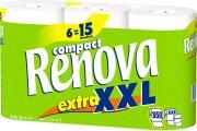 """Туалетная бумага Renova """"Compact Extra XXL"""", двухслойная,..."""