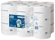 Tork SmartOne туалетная бумага в мини рулонах 2сл 112m, коробка 12 шт
