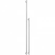 Ручки для холодильника SMEG mfcx-серебристый