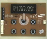 Электронный модуль (плата управления) для плиты: Дисплей (плата...