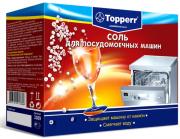 Регенерирующая соль для пмм, гранулированная,1500 гр( 2x750) TOPPERR...