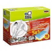 Таблетки для посудомоечной машины 5 в 1 , 40 шт MAGIC POWER mp-2023...
