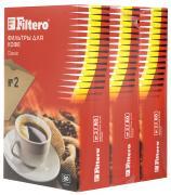Filtero Classic №2 комплект фильтров для кофеварок, 240 шт