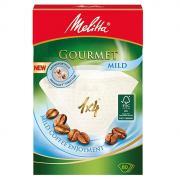 Melitta Gourmet Mild фильтры для заваривания кофе, 1x4/80 шт.