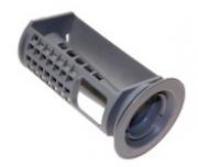Фильтр сливного насоса (помпы) для стиральной машины: Фильтр сливного...
