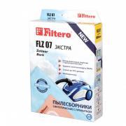 Мешки-пылесборники Filtero FLZ 07 ЭКСТРА, 4 шт, синтетические для...