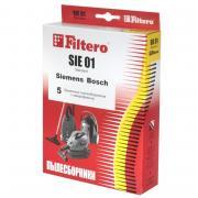 Набор бумажных пылесборников Filtero SIE 01 Стандарт 5шт для пылесосов...