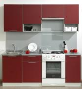 Кухня Трапеза Классика 2000 мм с нишей, Боровичи мебель